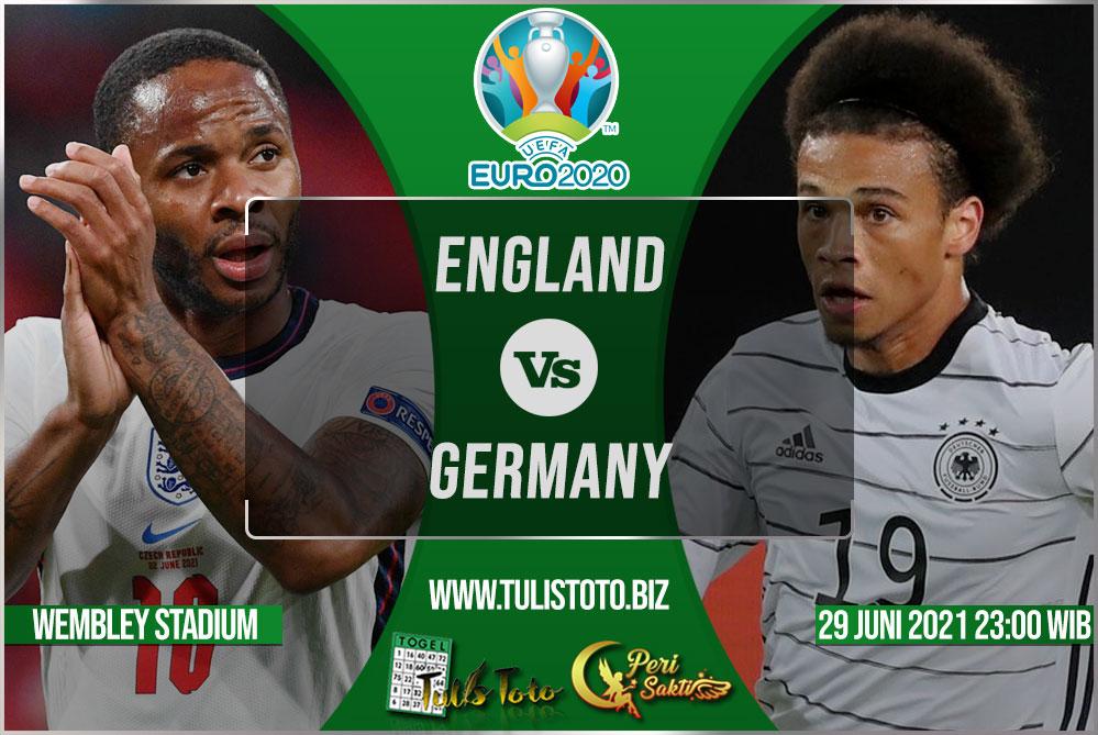 Prediksi England vs Germany 29 Juni 2021