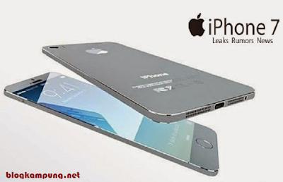 Spesifikasi dan Harga Apple Iphone 7 2016 Update Terbaru November 2016