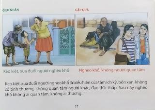 Tranh nhân quả Phật giáo 17