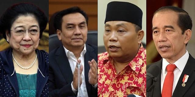 Kritik Anak Buah Megawati pada Jokowi Menampar Muka Sendiri