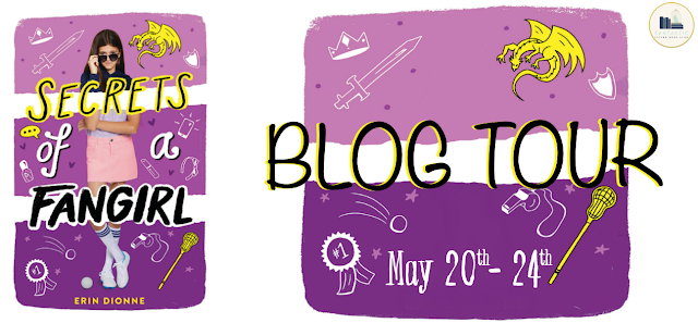 Secrets of a Fangirl Blog Tour: Book Feature and Giveaway