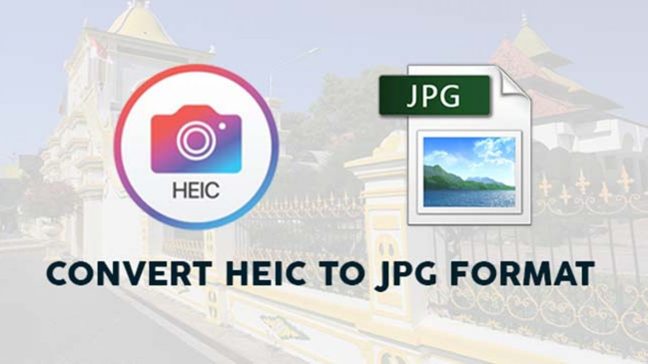 Cara Ubah Format HEIC ke JPG dengan Mudah