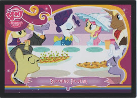 My Little Pony Becoming Popular Series 2 Trading Card