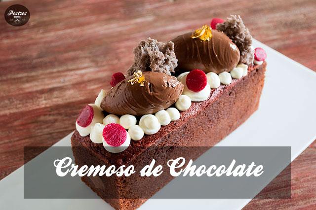Recetas Básicas de Pastelería: Cremoso de Chocolate