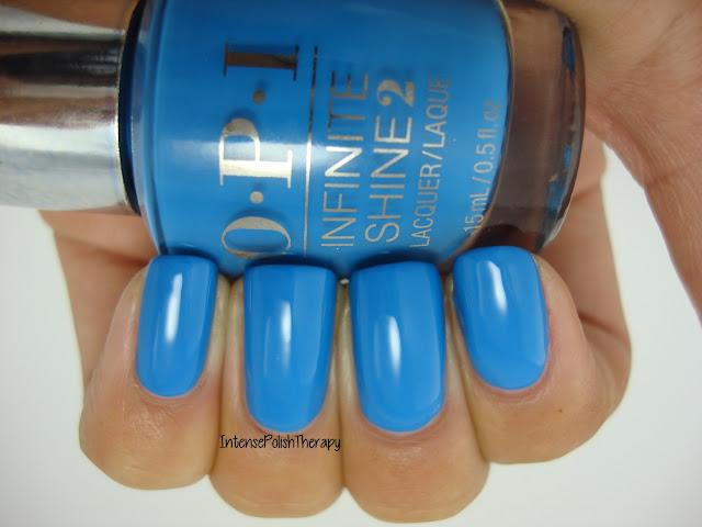 OPI - Infinite Shine - Wild Blue Yonder