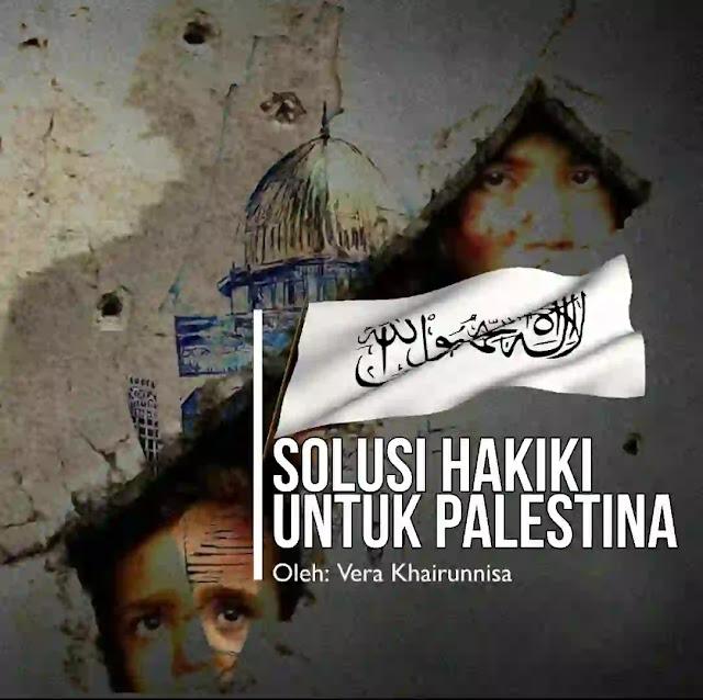 Palestina tak pernah berhenti membara. Sejak puluhan tahun lalu, Israel menduduki Palestina, membuat kekacauan, menebarkan teror dan berusaha merebut tanah Palestina. Kita akan menyadari bahwa lambat laun, wilayah Palestina kian menyempit. Umat Islam di Palestina pun kian sedikit.