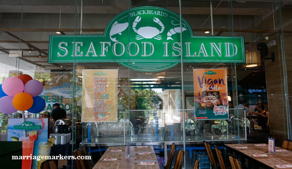 Blackbeard's Seafood Island in Bacolod - Bacolod restaurants - Bacolod blogger - seafood - Bacolod seafood restaurant - boodle fight meals - boodle fights
