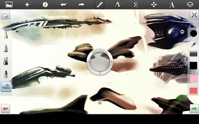 Download Autodesk SketchBook Pro Apk Terbaru Full akozo