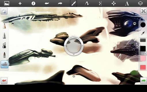 Autodesk SketchBook Pro Apk Mod Unlocked