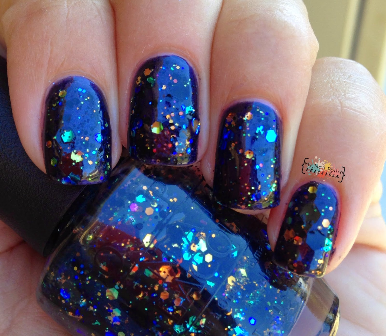 My Nail Polish Obsession Opi Comet In The Sky