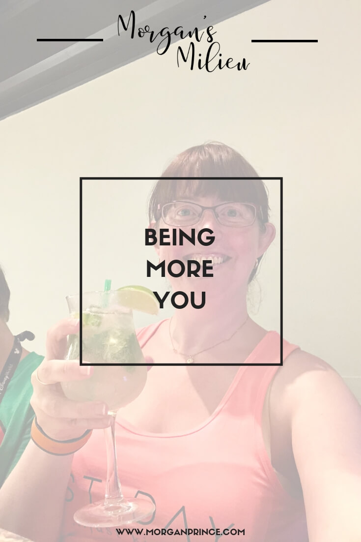 Being More You | Put yourself out there and you may find new friends!