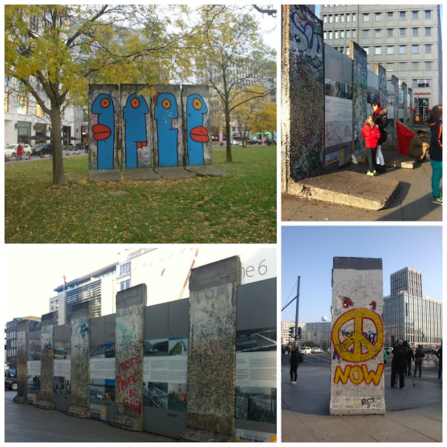 muro de Berlim na Potsdamer Platz, Berlim