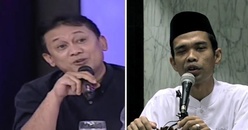 Sindir Abdul Somad, Denny Siregar: Saya Sering ke Gereja dan Iman Tidak Berubah