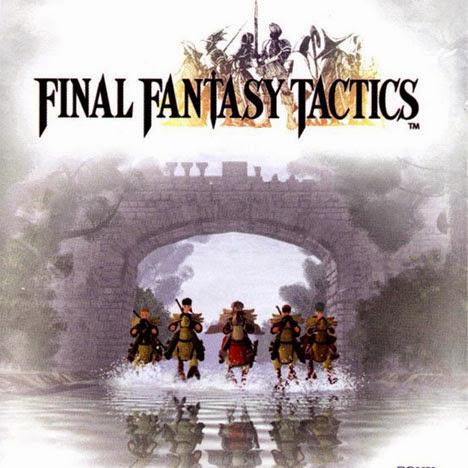 Download Final Fantasy Tactics PS1 ISO