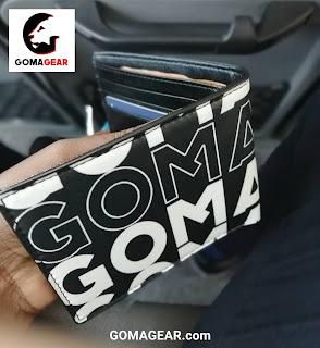 GOMAGEAR Signature Contour Cards Wallet