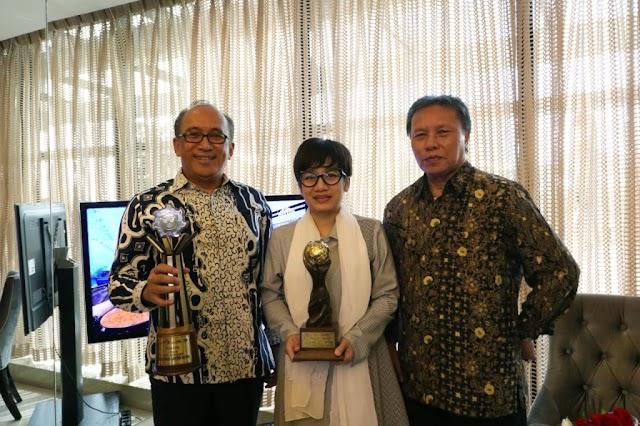 Trans Luxury Hotel Raih Piala Asia's Leading Business Hotel, Persembahkan Untuk Kota Bandung