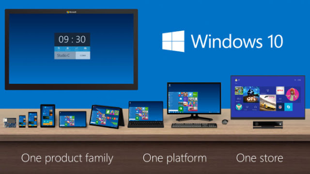 Fitur Windows 10: Universal Apps