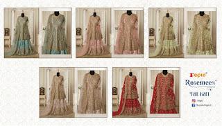 Fepic tail kali Pakistani Suits catalog wholesaler