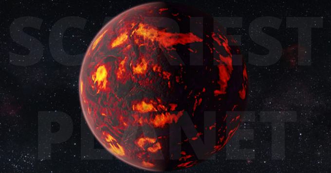 Why Venus is the most Scariest Planet of our Solar System?