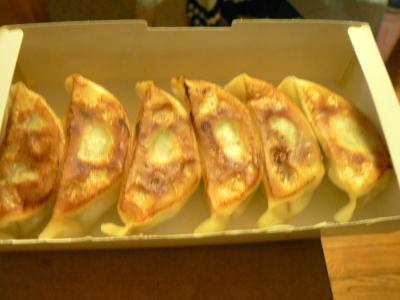 バーミアン焼き餃子