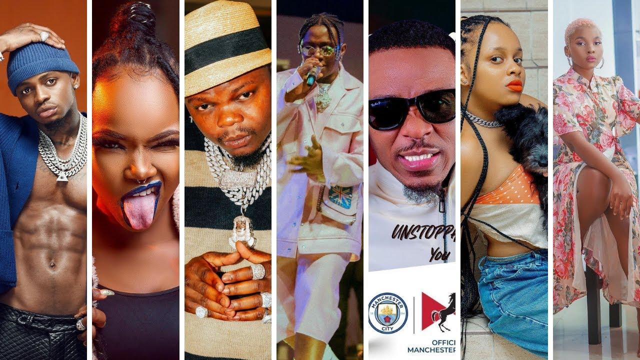 AFRIMA AWARDS: Diamond, Ray Vanny, Rosa Ree waongoza kwa nomination, Kiba, Harmonize, Nandy nao wamo