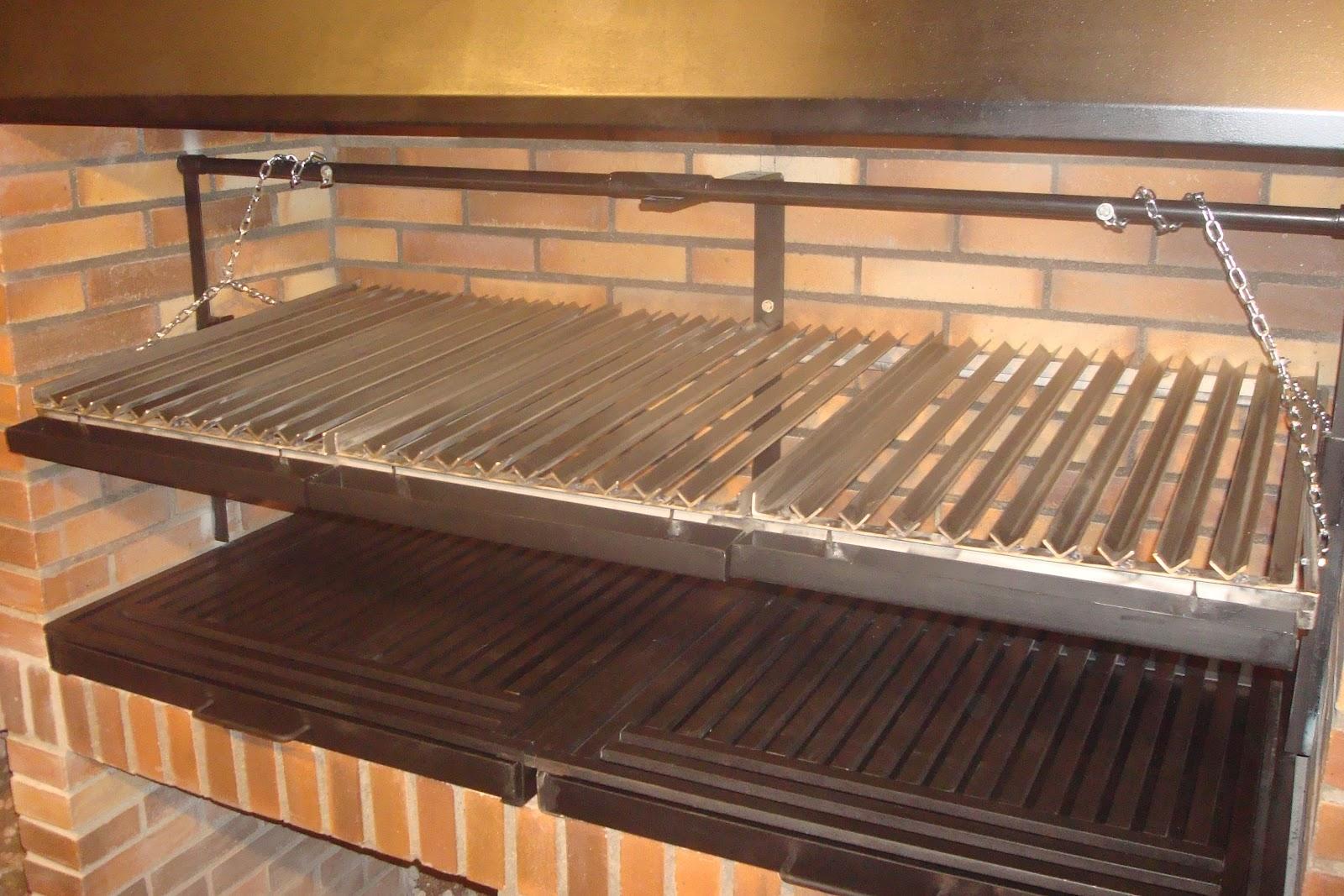Barbacoas argentinas productos for Parrilla para una casa