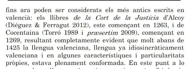 Xaverio Ballester; Segarra, de l'ibéric i llatí al català i valencià, 2018: