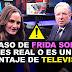 """Acusan a """"Noticieros Televisa"""" de aprovecharse de la tragedia del terremoto en México. ¿Frida Sofía fue real?"""