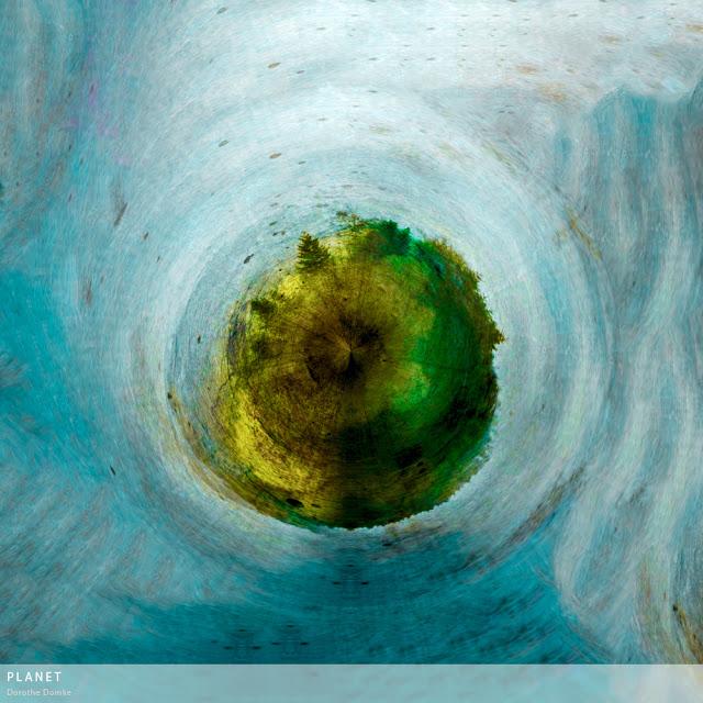 Sauerland, Fotokunst, art, photoart, Kunst, Dorothe Domke, planet, abstractart
