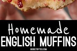 Recipe - Homemade English Muffins