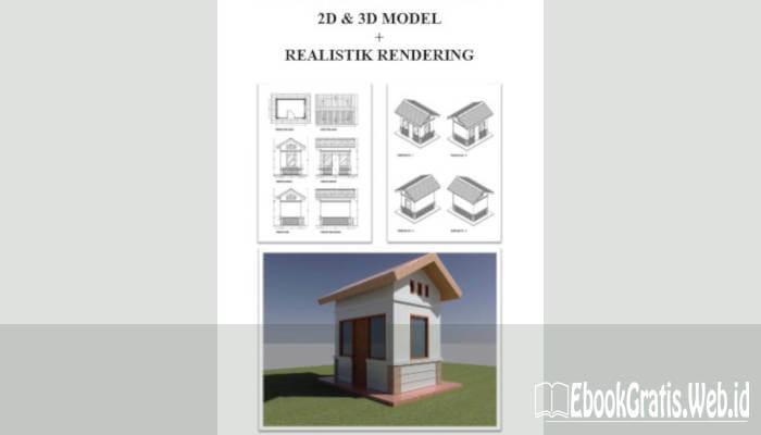 Ebook Ebook Training Autocad 2D & 3D Model (Bahasa Indonesia)
