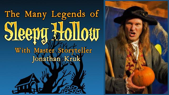 Sleepy Hollow International Film Festival Virtual 2020 Legends of Sleepy Hollow