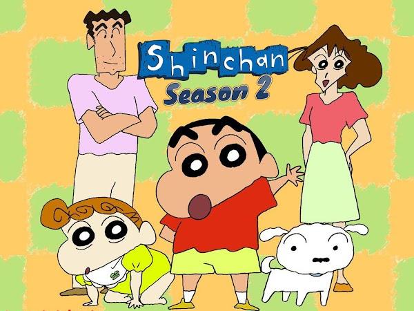 Shin chan Complete Season 2 Episodes Tamil Hindi Telugu