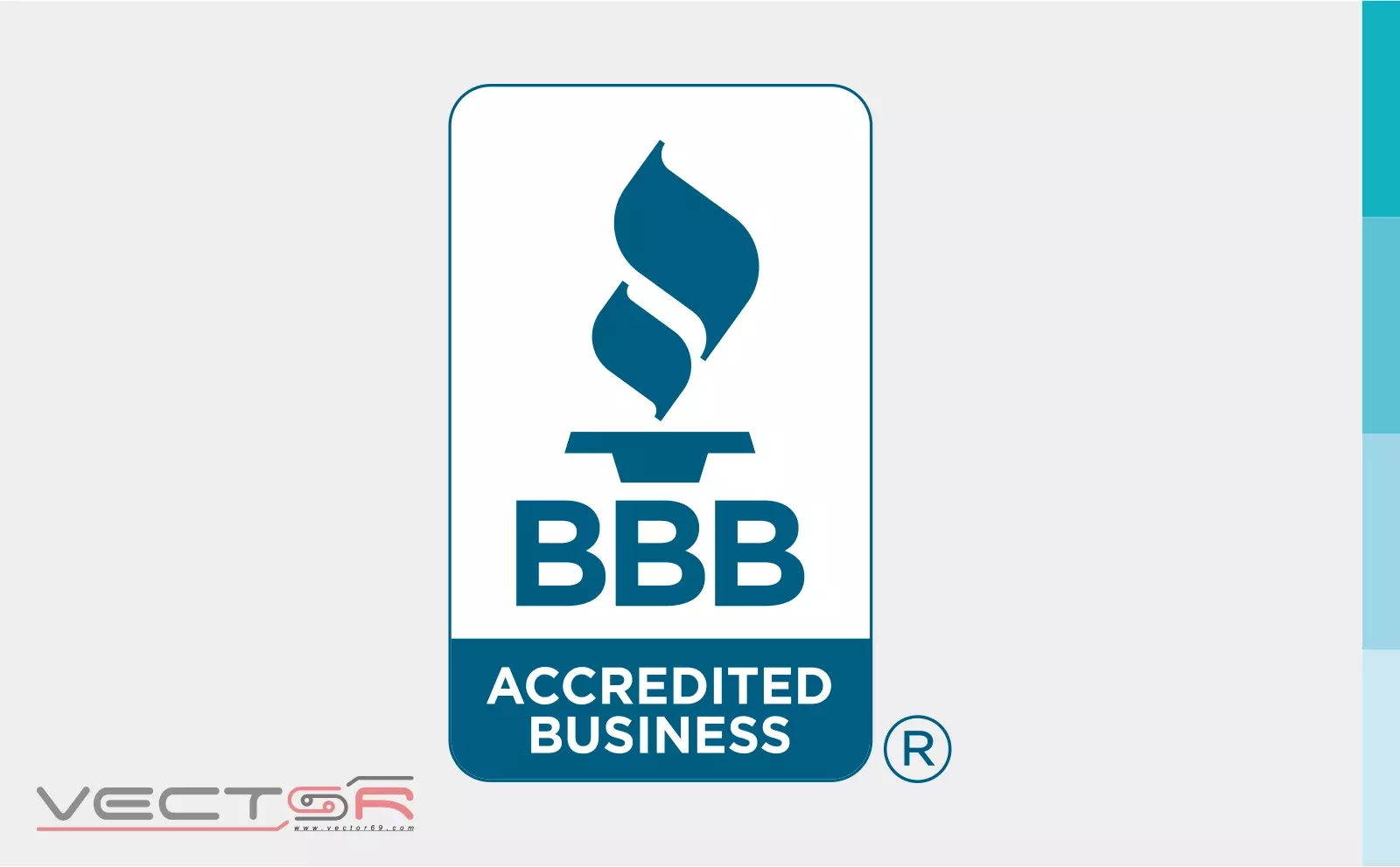 BBB Accredited Business Seal - Download Vector File SVG (Scalable Vector Graphics)