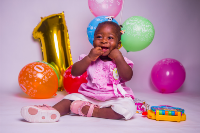 Happy birthday wishes for baby girl hd images download