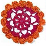Patrón #1190: Granny a Crochet