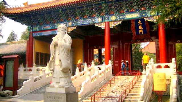 Resultado de imagem para templo confucio