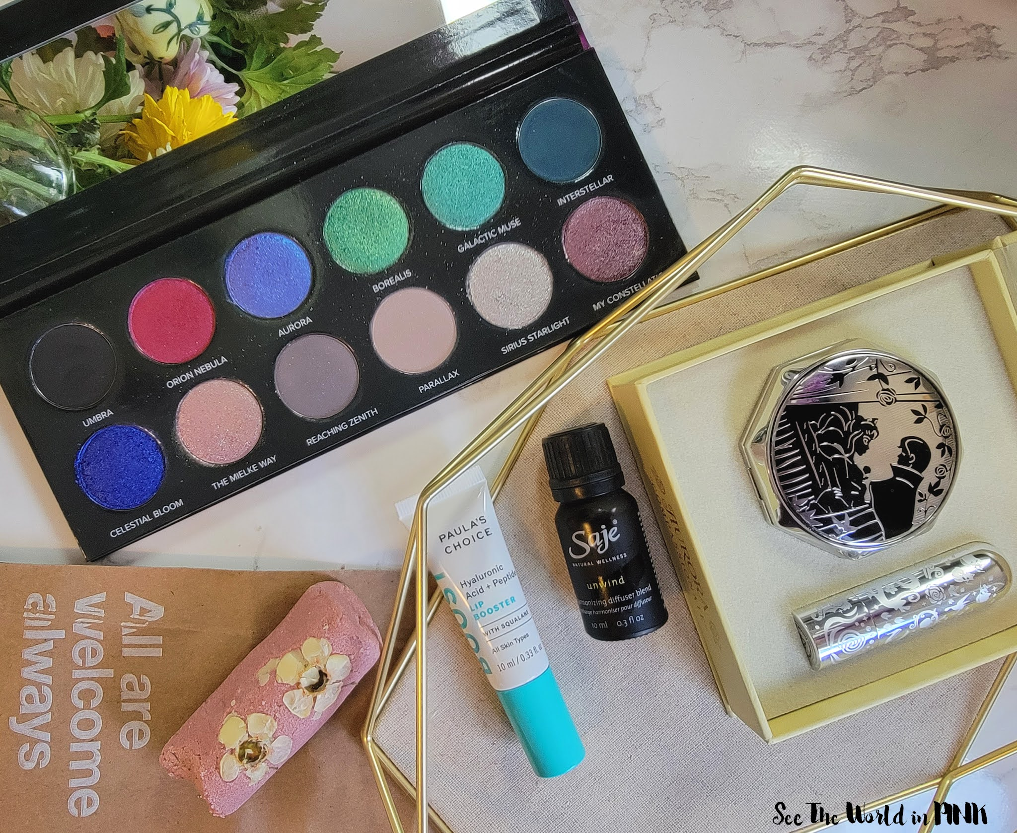Monthly Beauty Favourites - September 2021