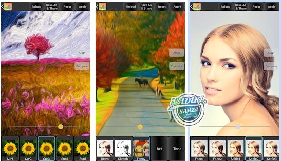 أبرز تطبيقات تعديل صور شخصية عبر الهاتف