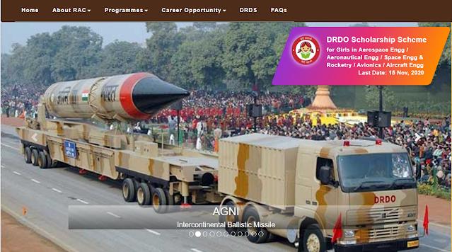 DRDO-scholarship-for-girls