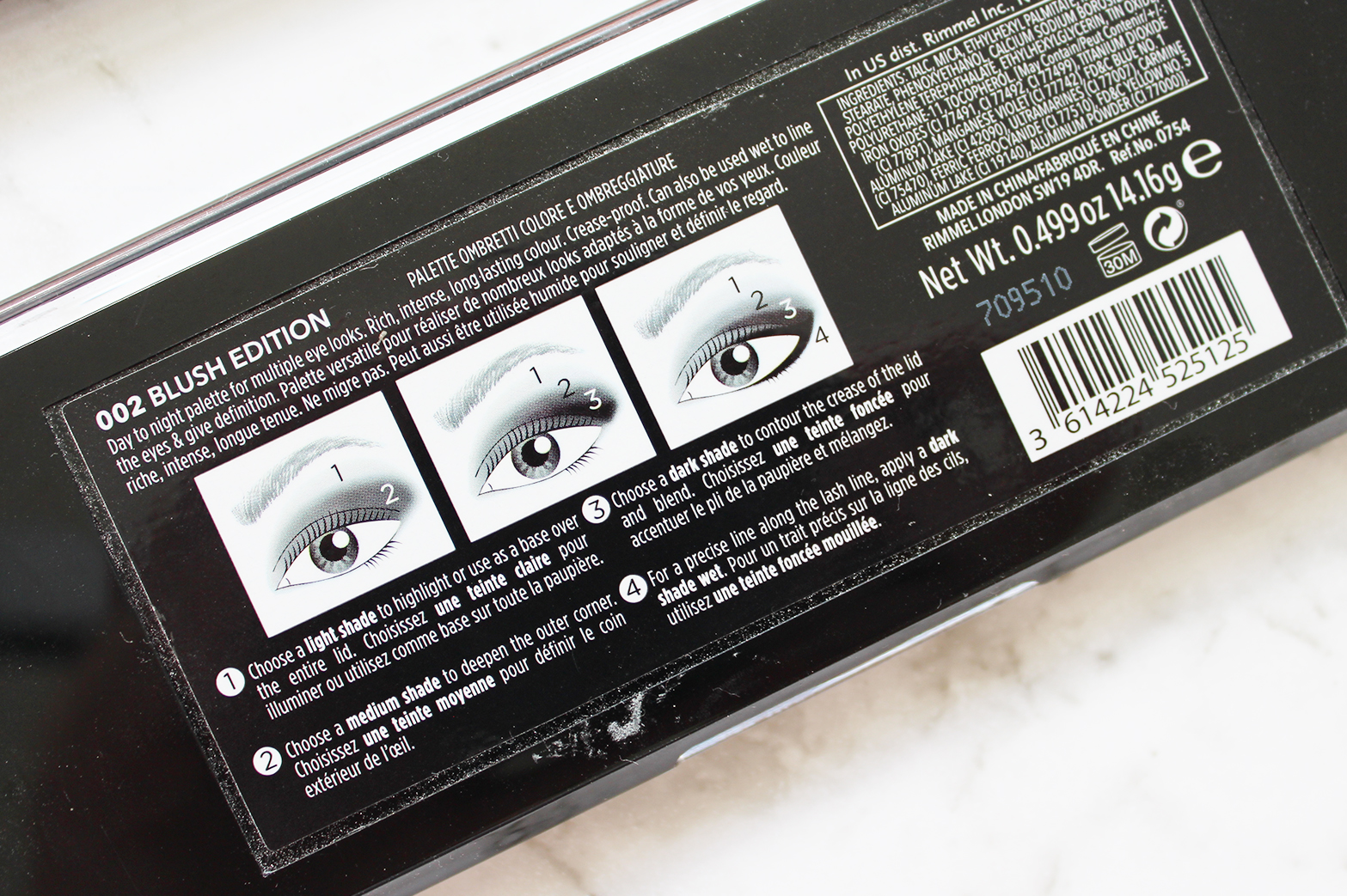 RIMMEL LONDON | New Magnif'eyes Eye Contouring Palettes, Wonder Wing Eyeliner + Wonder-Fully Real Mascara - CassandraMyee