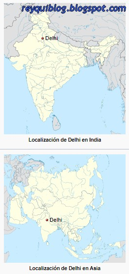 Delhi: Estado de India