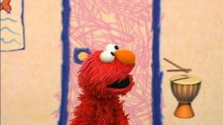 Sesame Street Elmo's World Drums