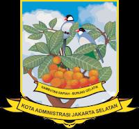 Logo Kota Administrasi Jakarta Selatan PNG