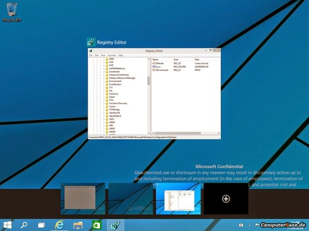 Windows 9 technical preview | Geek Kuppiya