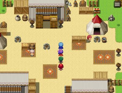 Fated Blade Game Screenshot 2