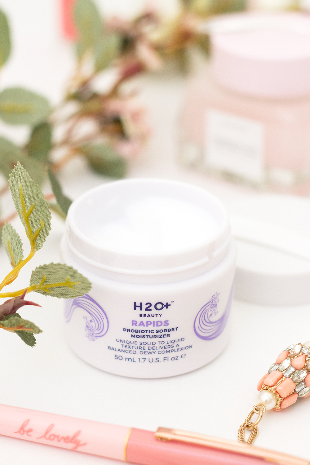 H2O+ Beauty Rapids Probiotic Sorbet Moisturizer