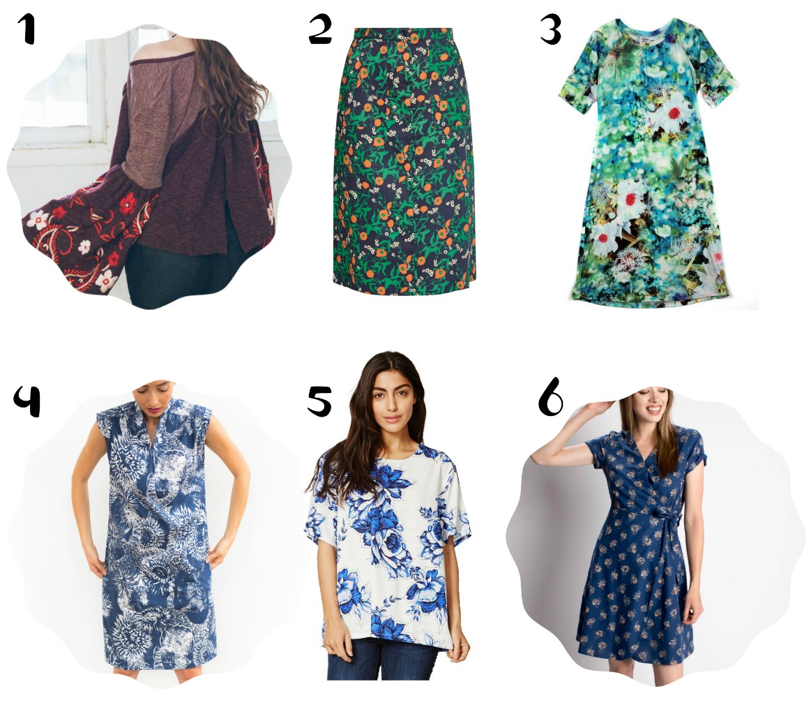 ethical and sustainable floral clothing for spring stylewise-blog.com