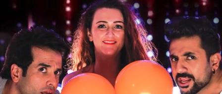 Kamina Hai Dil Lyrics - Mastizaade (2016)