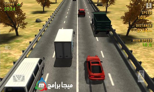 تحميل لعبة ترافيك ريسر Traffic Racer أخر إصدار